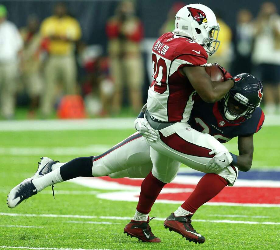 Texans rookie safety K.J. Dillon plays his best game against Ca…