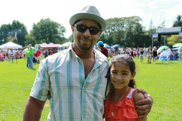 Were you Seen at the 21st Annual LatinFest at Washington Park in Albany on Saturday, Aug. 27, 2016?