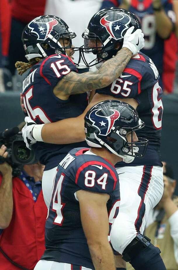 Brock Osweiler's success no surprise to his Texans teammat…
