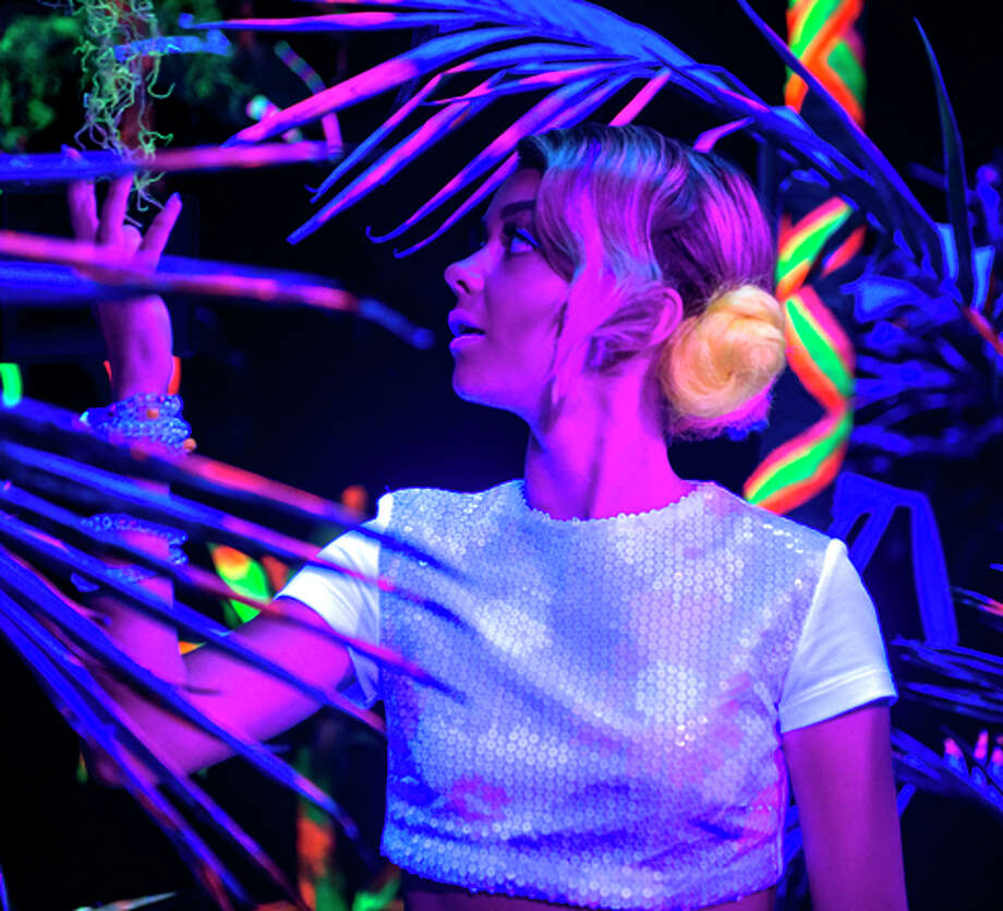 "Netflix original ""XOXO"" is set at a fictional mega-festival that evokes Electric Daisy Carnival. Photo: Netflix"