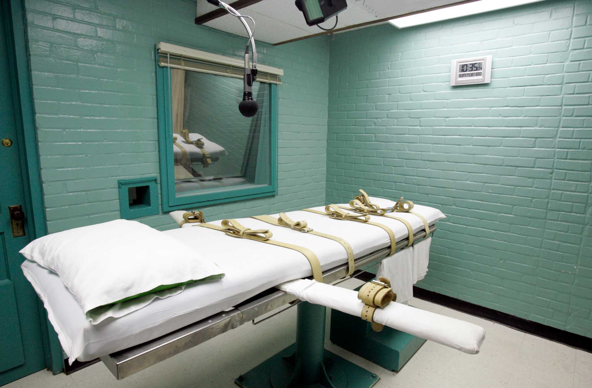 death penalty houston chronicle