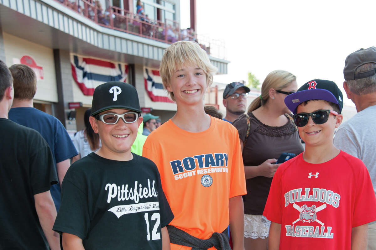Were you Seen at the Sage Night at the ValleyCats at the Joseph L. Bruno Stadium in Troy on Sunday, Aug. 28, 2016?