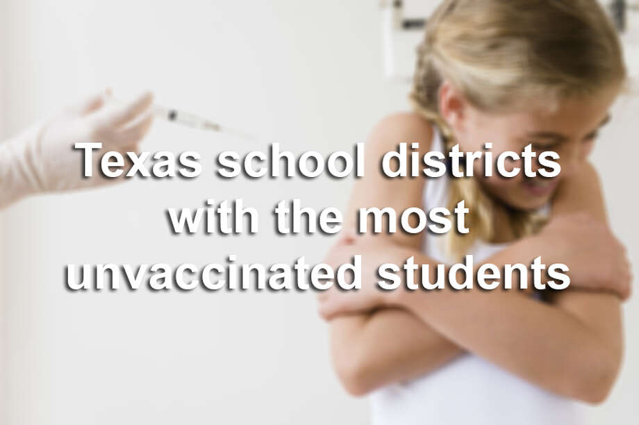 Vaccination exemptions on the rise across the state of TexasClick through to see which Texas school districts have the highest number of students whose parents have exempted them from receiving vaccinations. Photo: File