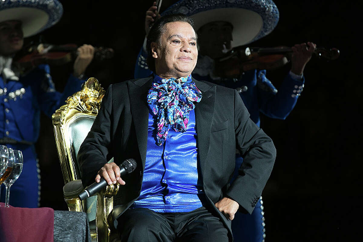 Legendary singer Juan Gabriel passed away August 28, 2016, just hours before a scheduled performance in El Paso.