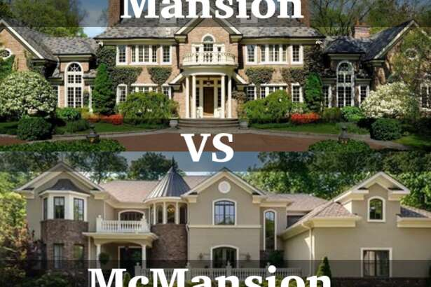 "McMansionhell.com is a blog that critiques over-sized cheap homes, otherwise known as ""McMansions."""