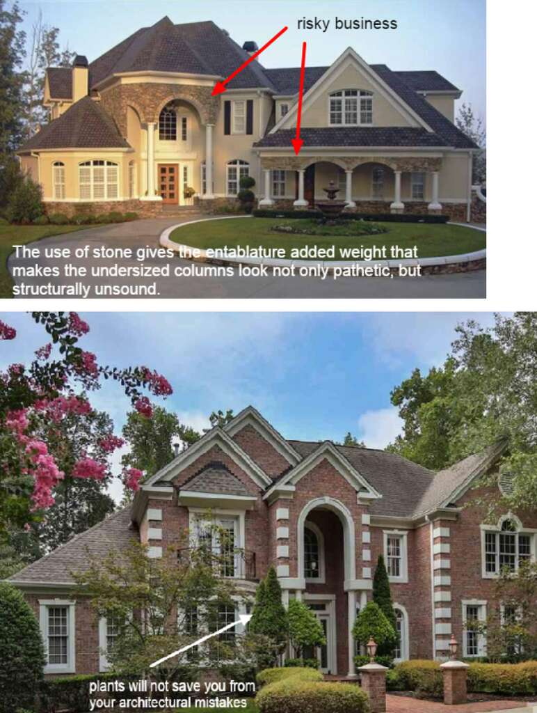 The McMansion Ultimate Symbol Of The Prerecession Boom Is Back - Ultimate stone homes collection