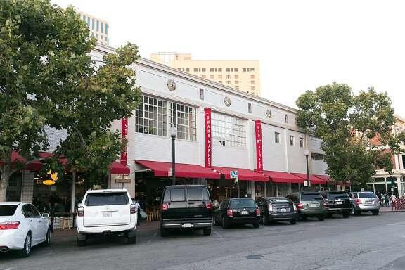 Swan's Market in Old Oakland.