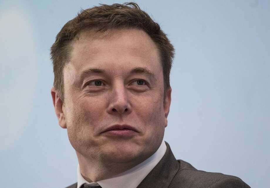 Elon Musk Photo: Getty Images