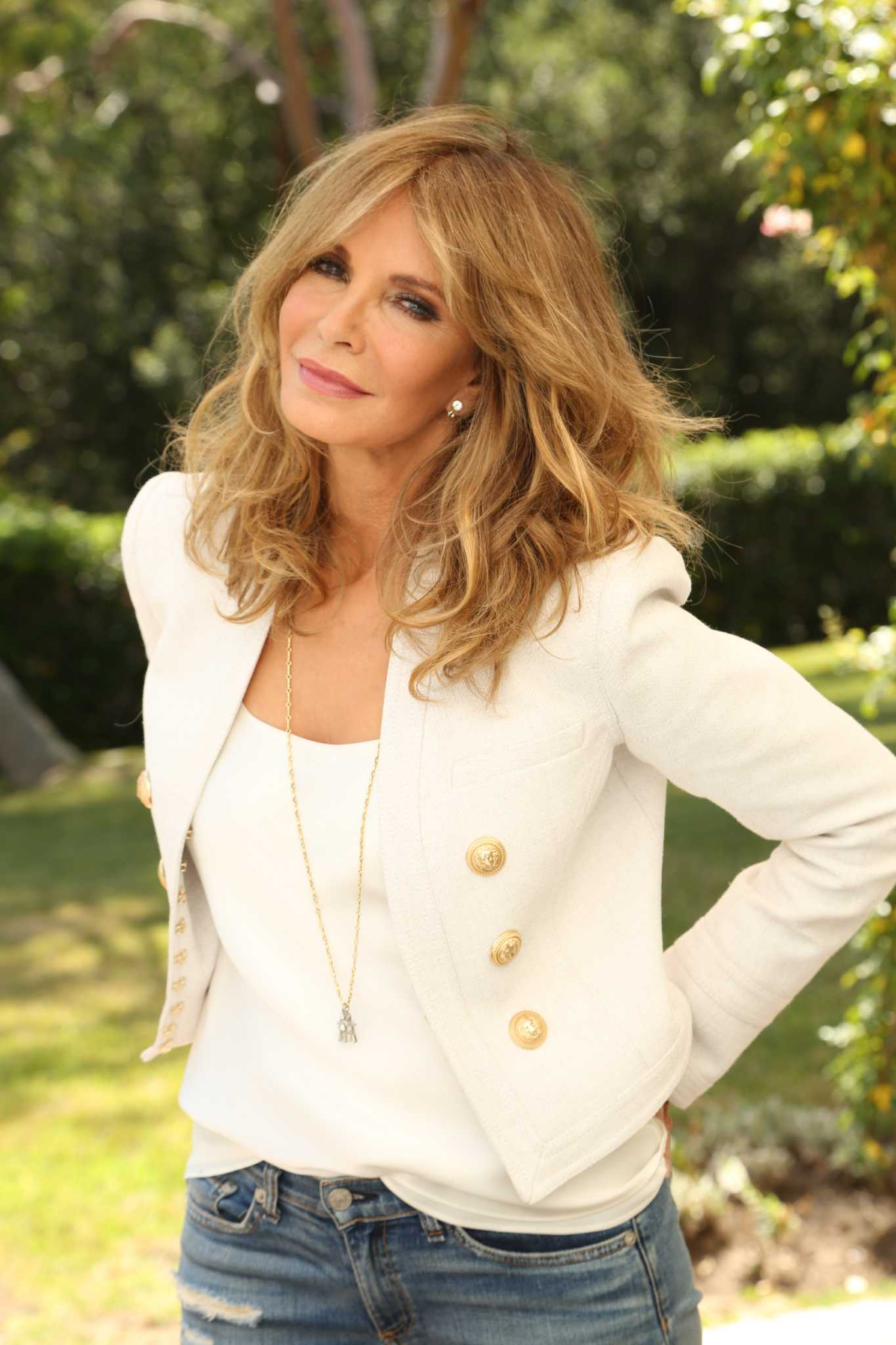 Jaclyn Smith Keeps Houston In Her Heart Houston Chronicle