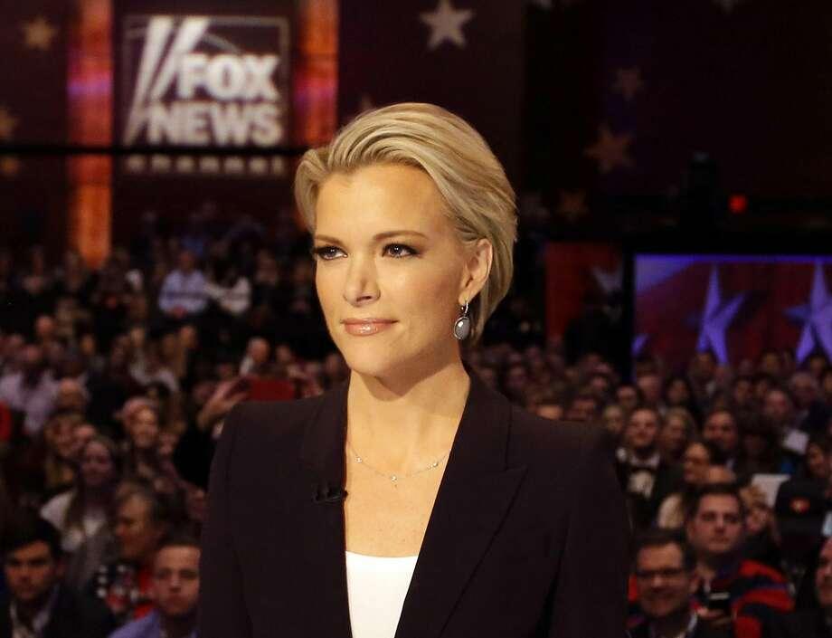 Sorry, Facebook: Megyn Kelly is still employed. Photo: Chris Carlson, Associated Press