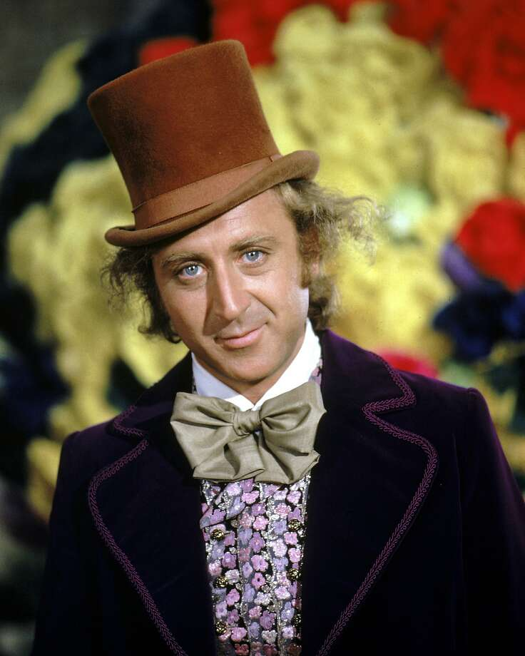 American actor Gene Wilder as Willy Wonka in 'Willy Wonka & The Chocolate Factory', directed by Mel Stuart, 1971. Photo: Silver Screen Collection/Hulton Archive, Getty Images