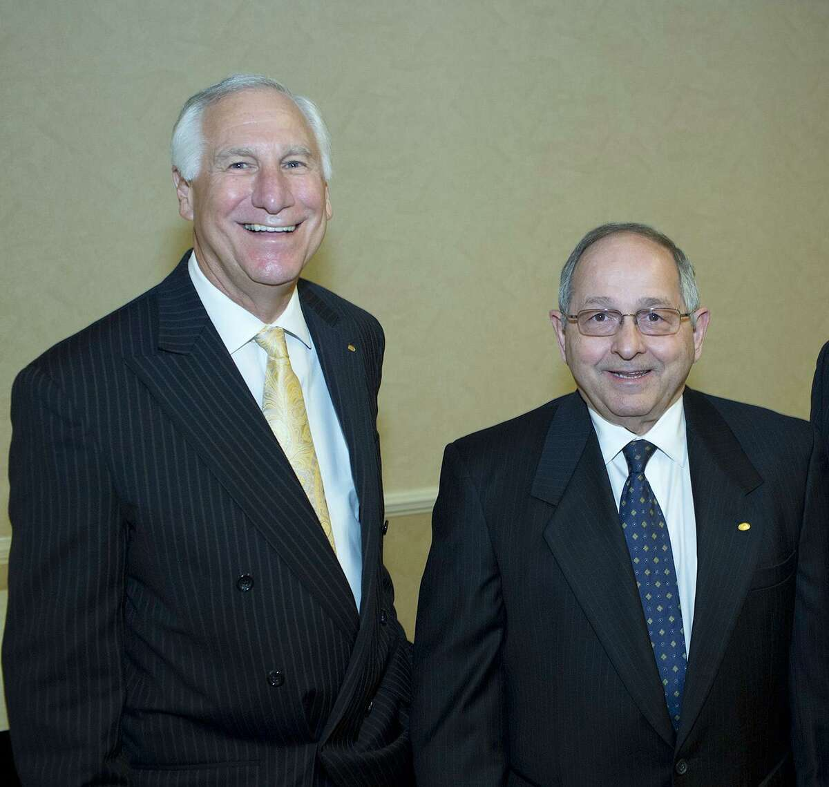 SWBC Chairman Charlie Amato and President Gary Dudley founded the financial services company in 1976. The firm has cut less than 2 percent of its 2,600-person workforce.