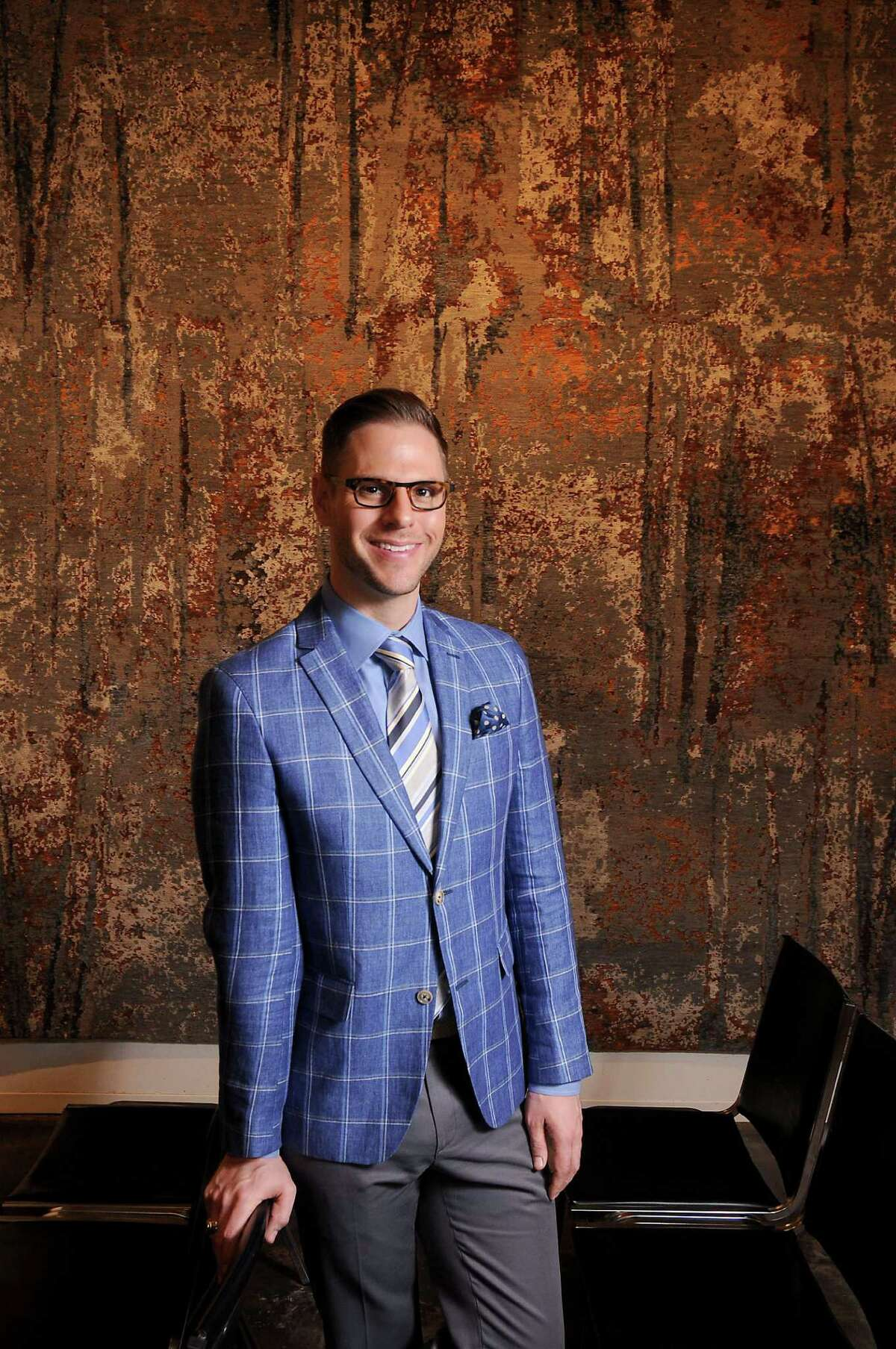 BEN JOHNSTON:  Interior designer Ben Johnson is a sixth generation Houstonian. He also the co-founder of Avondale Design Studio and one of Decorative Center Houston's Stars on the Rise. Earlier this summer, he shared his top decor tips during one of Design Center Houston's recent