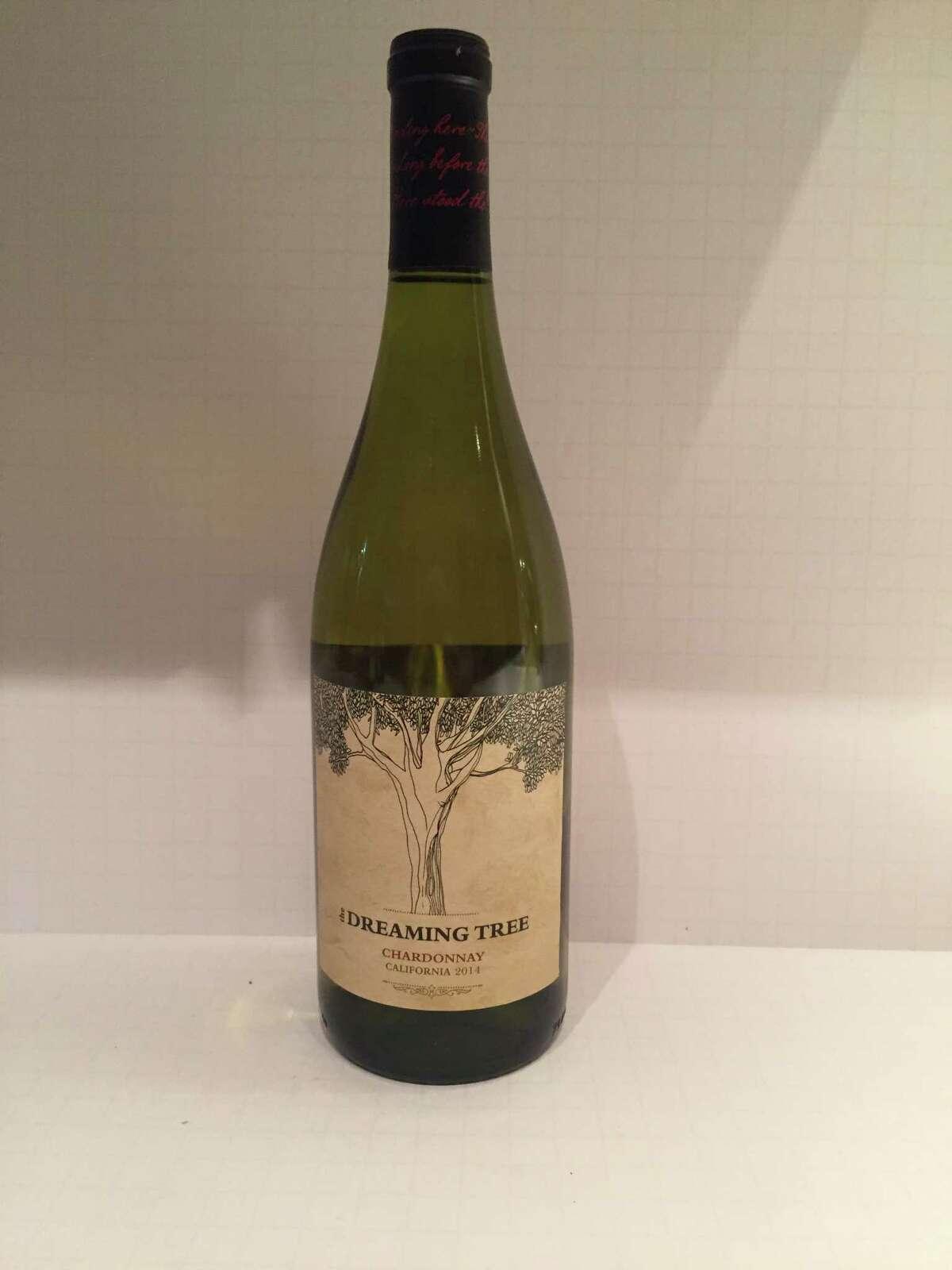 2014 The Dreaming Tree Chardonnay