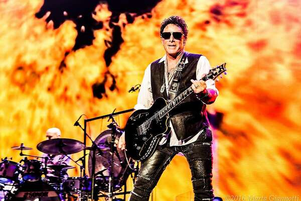 Neal Schon has performed as the lead guitar player in Journey since the band formed in 1973.