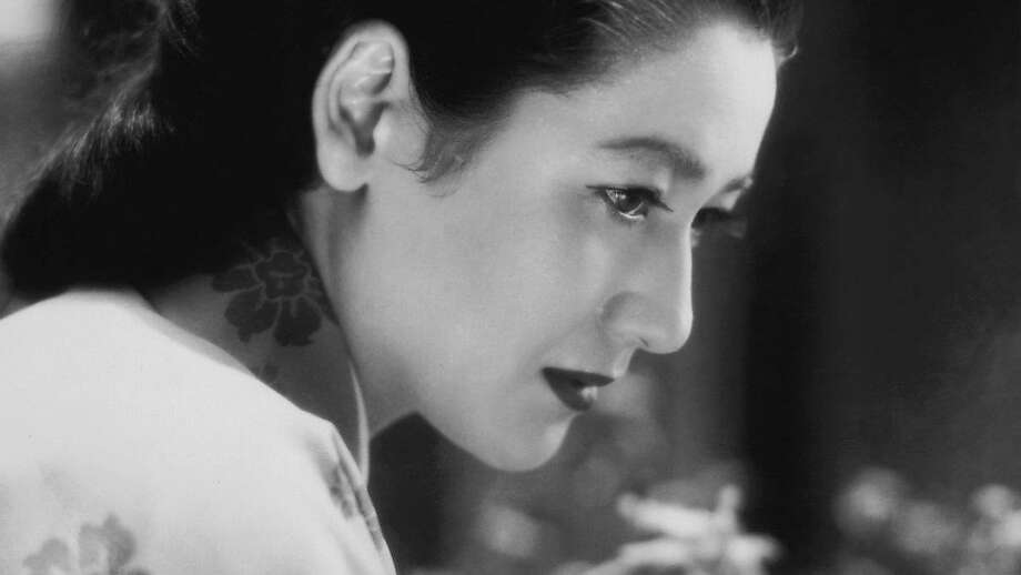 "Setsuko Hara in Yasujiro Ozu's ""Late Spring"" (1949). Photo: BAMPFA"