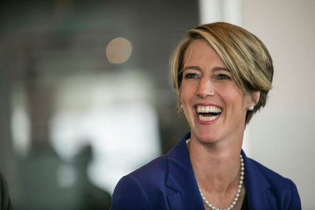 FILE -- Zephyr Teachout, a candidate running in the Democratic primary for representative of New York's 19th congressional district, at a campaign event in New York, Sept. 8, 2014. With several incumbents retiring this fall, the races for their seats could determine how big a majority the Republicans hold in the House of Representatives. (Anthony Lanzilote/The New York Times) ORG XMIT: XNYT134