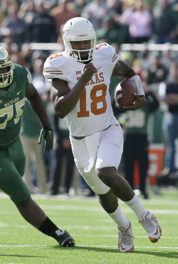 Senior Tyrone Swoopes has played in 30 games in his career, starting 14. Photo: LM Otero, STF / Copyright 2016 The Associated Press. All rights reserved. This material may not be published, broadcast, rewritten or redistribu