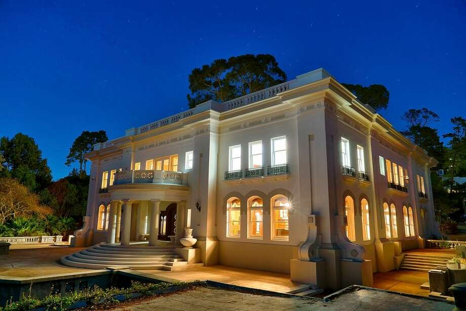 A splendid 100-year-old mansion on three-acres in the North Berkeley hills is on the market for $7.5 million. Photo: CircleVision.com