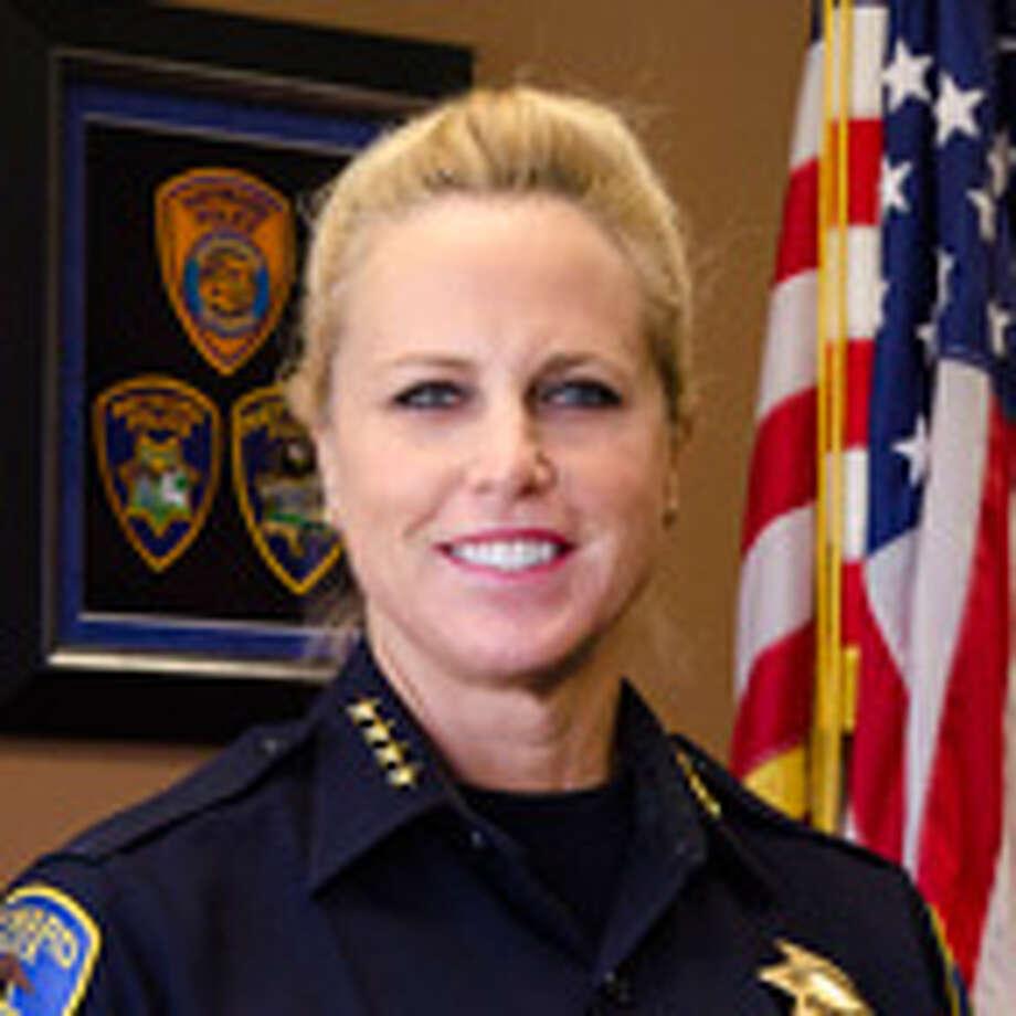 Hayward police chief Diane Stuart has been placed on administrative leave. Photo: City Of Hayward