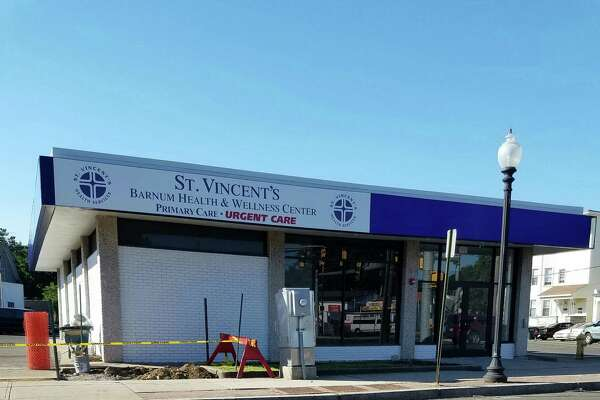 St. Vincent's is opening a new urgent care clinic on Barnum Avenue in Bridgeport in September 2016.