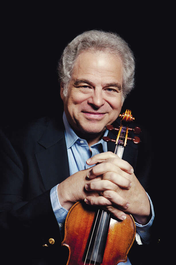 Violinist Izhak Perlman will speak at Lamar University on Oct. 6, 2016 as part of the school's Judge Joe J. Fisher Distinguished Lecture Series. Photo: Lamar University