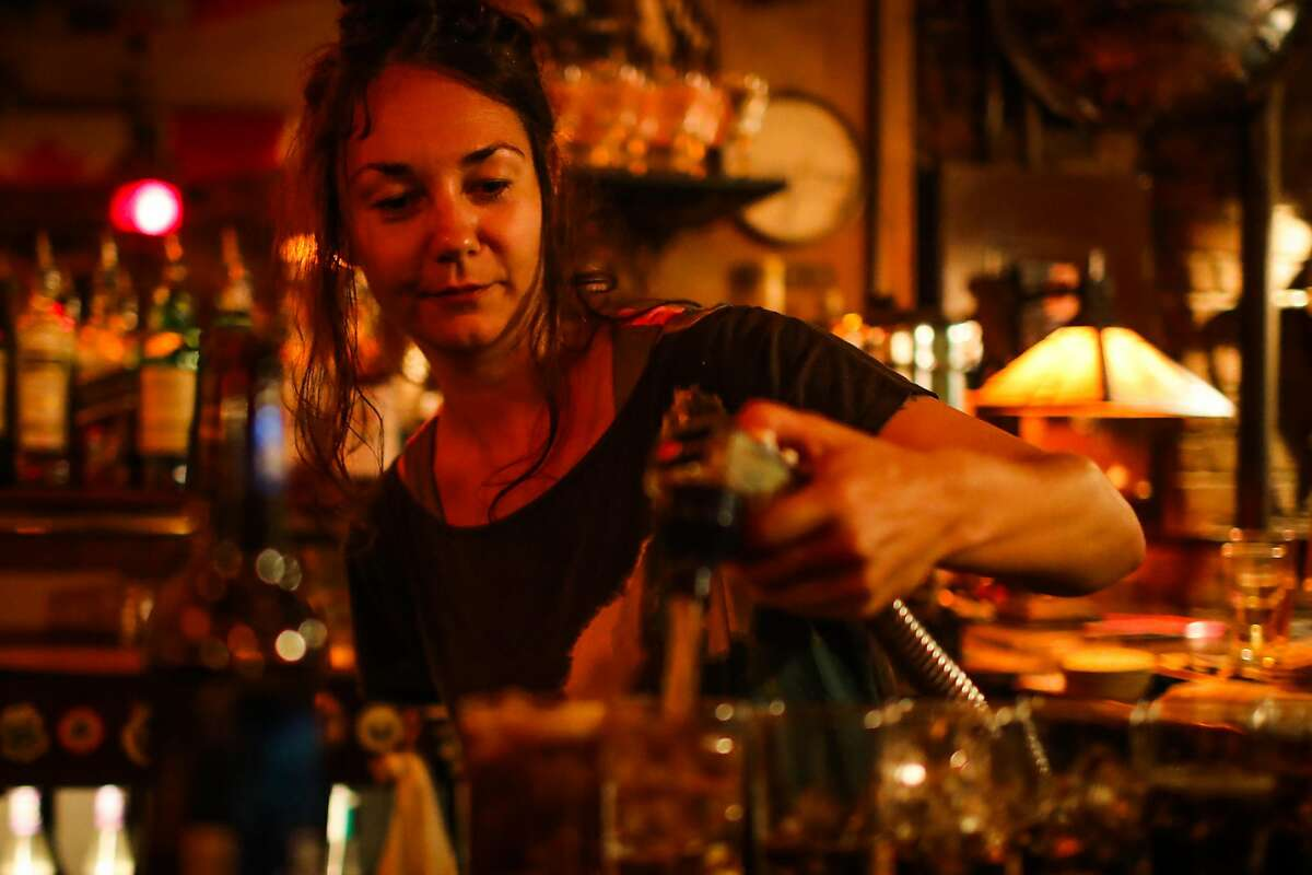 2. Host/server/bartender There are some pretty great perks: Free or discounted food during your shift and when you come in during your off time, and you can work with your managers to create your ideal schedule. It's also a fluid industry - people quit and get hired on a regular basis.