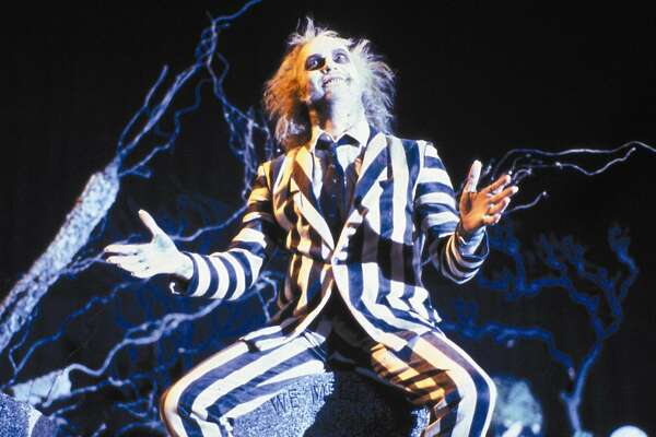 "The Avon Theatre in Stamford, Conn., will bring back the Tim Burton and Michael Keaton classic ""Beetlejuice,"" for one night only as part of its Cult Classics series. The 1988 movie will be screened on Tuesday, Feb. 24, 2015. For more information, visit www.avontheatre.org."