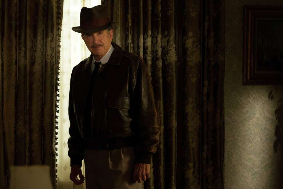 """This image released by Twentieth Century Fox shows Warren Beatty as Howard Hughes in a scene from, """"Rules Don't Apply,"""" in theaters on Nov. 23. (Francois Duhamel/Twentieth Century Fox via AP) Photo: Francois Duhamel, HONS / Copyright © 2016 Twentieth Century Fox Film Corporation. All rights reserved. ?RULES DON'T APPLY Motion Picture Copyright"""
