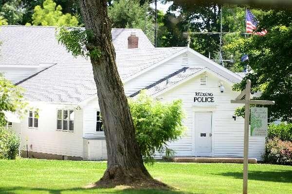 File photo of Redding Police