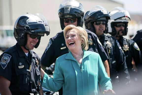 If Hillary Clinton had a normal opponent, her vulnerabilities would be more glaring, she would have spent the last week getting peppered with questions about how the FBI discovered 14,900 more emails from her private server instead of pointing out Donald Trump's gaffes.