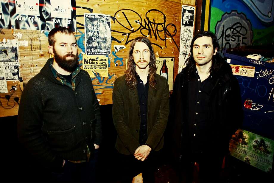 Russian Circles are scheduled to perform Friday, Sept. 2, at the Great American Music Hall in San Francisco. Photo: Courtesy Sargent House