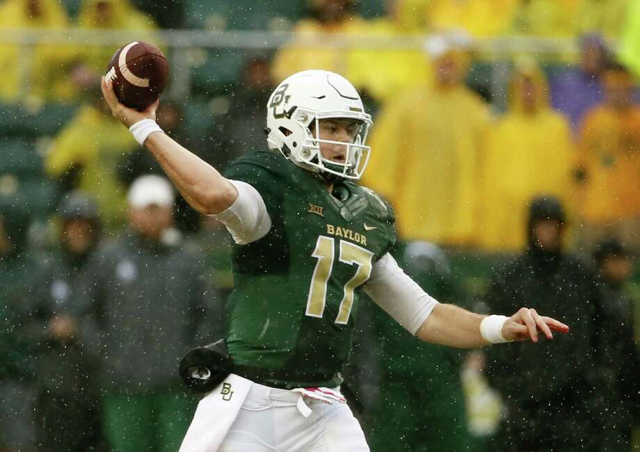 No. 16 Baylor (3-0)Last week: Defeated Rice, 38-10Up next: vs. Oklahoma State Photo: Tony Gutierrez /Associated Press / Copyright 2016 The Associated Press. All rights reserved. This material may not be published, broadcast, rewritten or redistribu