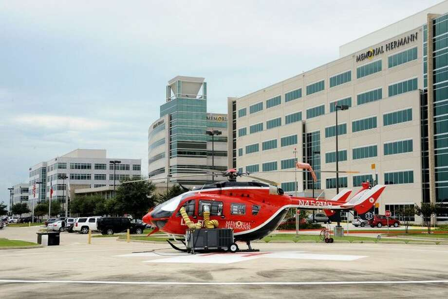 Memorial Hermann hospital in Katy. Photo: Craig Mosely\Houston Chronicle