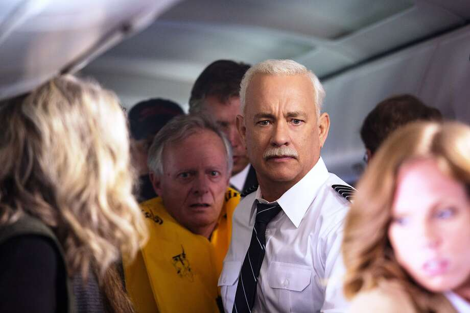 "Tom Hanks stars as captain Chesley ""Sully"" Sullenberger in the movie ""Sully."" Photo: Keith Bernstein, Warner Bros. Pictures"