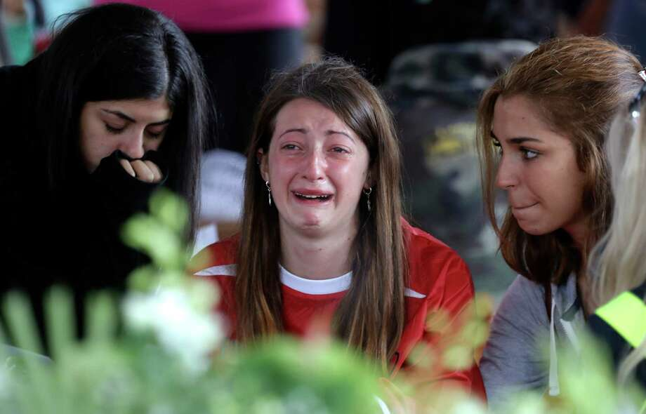 Victims of this past Wednesday's earthquake in Amatrice are remembered as Italy observed a second day of national mourning.  Photo: Andrew Medichini, STF / Copyright 2016 The Associated Press. All rights reserved.