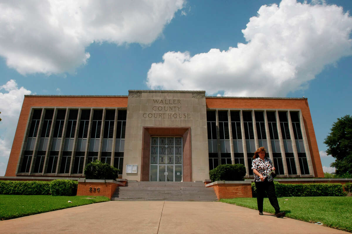 Jacob Aronowitz, field directorfor Democratic congressional candidate Mike Siegel,was arrested at the Waller County Courthouseafter he delivered a letter demanding the county update the voting status of Prairie View A&M students .