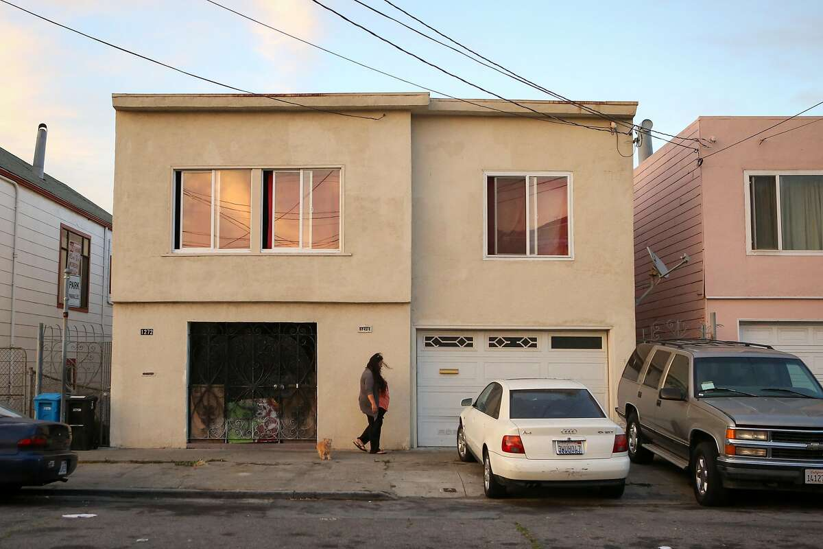 1270 Fitzgerald Ave in the Bayview neighborhood in San Francisco on Aug. 30th, 2016.