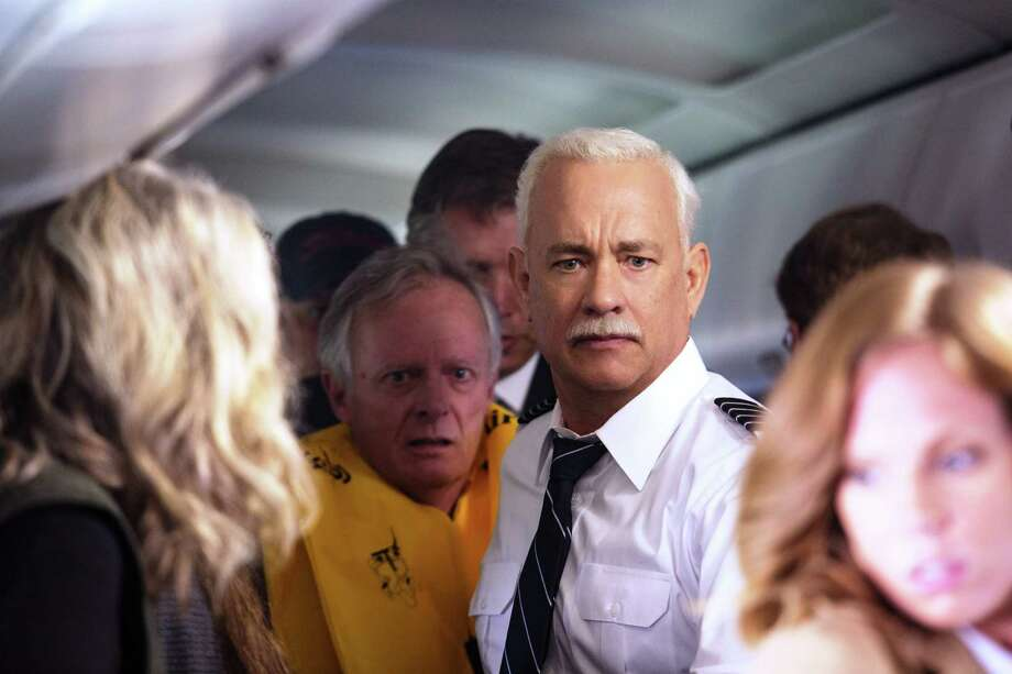"Tom Hanks stars as captain Chesley ""Sully"" Sullenberger in the movie ""Sully."" Photo: Keith Bernstein / Warner Bros. Pictures / © 2015 Warner Bros. Entertainment Inc. All Rights Reserved."