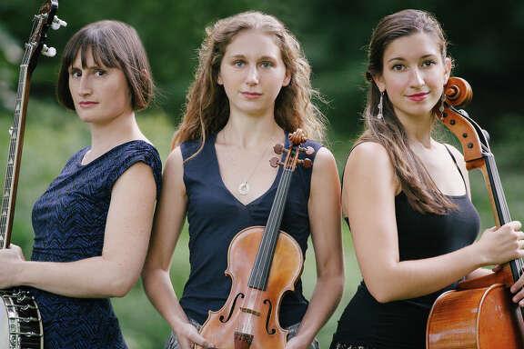 Kentucky folk group Harpeth Rising will perform Thursday at the Mucky Duck.