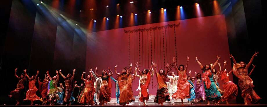 Bollywood Blast: Samskriti, the Society of Indian Performing Arts, brings the music and dance of Bollywood to Houston. 8 p.m. Sept. 4  at miller outdoor theatre / handout