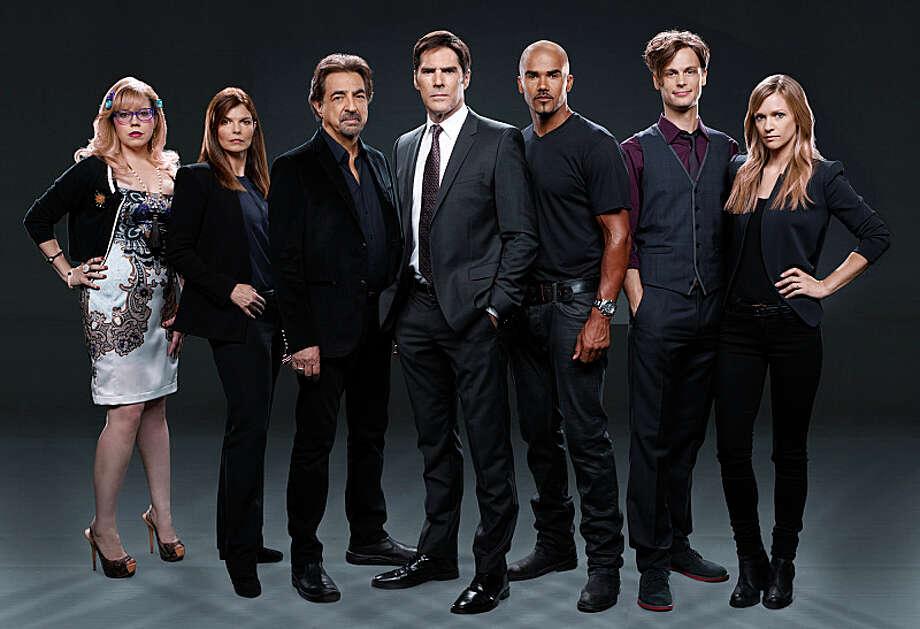 CRIMINAL MINDSThe procedural drama begins its 12th season on Wednesday, September 28th at 8/9 p.m. on CBS. Photo: Cliff Lipson, CBS / CBS