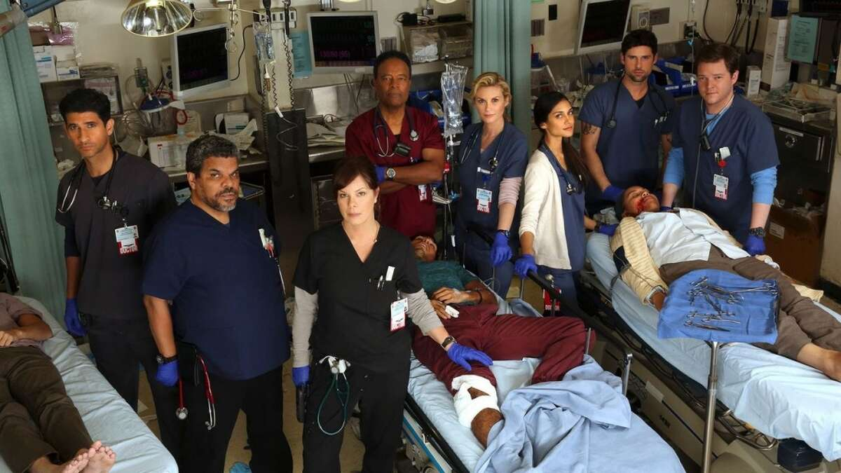 CODE BLACK The medical drama returns to CBS on Wednesday, September 28th at 9/10 p.m.