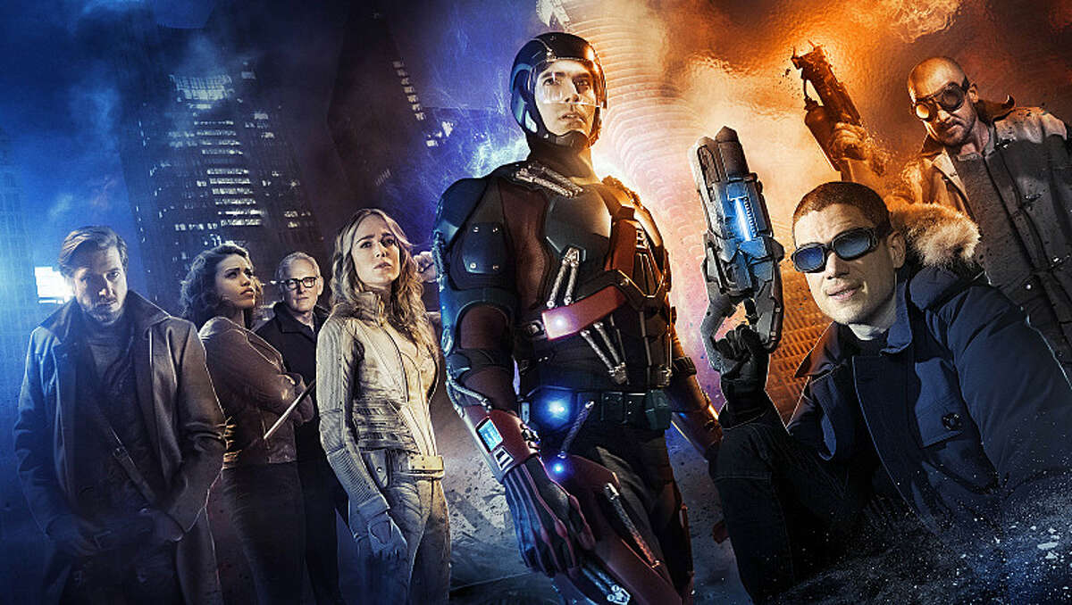 DC's Legends of Tomorrow returns to The CW on Monday, April 1.