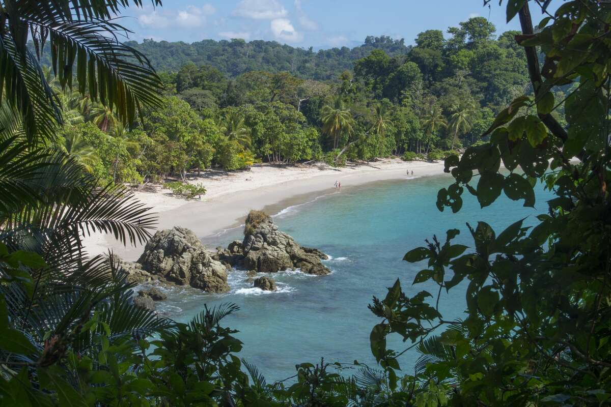 19. Costa Rica Serene waters are beautiful, but the white-water rafting here is one of the star attractions. After a day of exploring volcanoes and enjoying the hot springs, enjoy a South Caribbean coastal dinner.