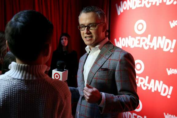 NEW YORK, NY - DECEMBER 07:  Jeff Jones, EVP and CMO at Target, attends Target Wonderland VIP event on December 7, 2015 at Target Wonderland, 70 10th Avenue in New York City.