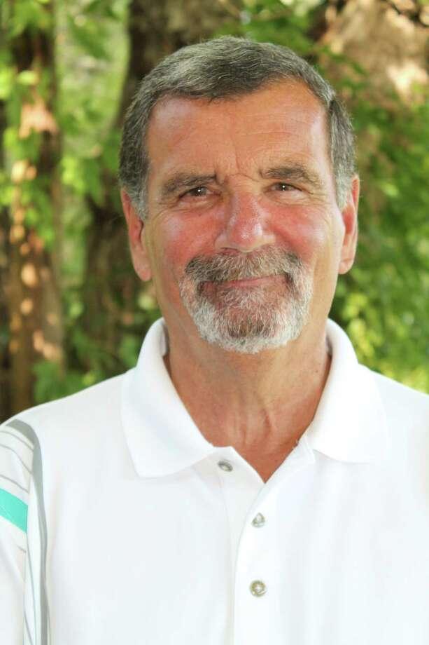 Michael Bonacci, 2016 Danbury Old Timers sports award recipient Photo: Contributed Photo / Contributed Photo