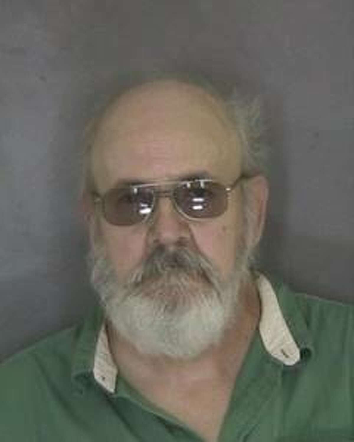 Level 3 Sex Offender Francis S. Germaine was arrested Tuesday for working at Magic Forest amusement park without making the required law enforcement notification. Germaine, 65, of Warrensburg, is convicted of attempted rape. (Warren County Sheriff's Office)