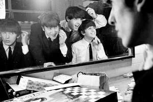 Oscar winner Ron Howard's new documentary, THE BEATLES: EIGHT DAYS A WEEK - THE TOURING YEARS boasts the most intimate view of the Fab Four's early years ever on the big screen. With a plethora of previously unexhibited footage - much of it crowdsourced from fans' collections - the music-filled feature brings viewers up close and personal with the Beatle brotherhood. Movie opens Sept. 16. Photo courtesy Apple Corps, Ltd.