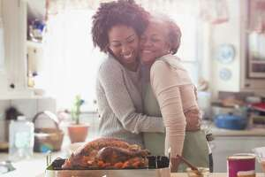 Rituals don't have to be daily. An annual ritual such as making Thanksgiving turkey each year with the family can bring enormous joy and can help mark the season.